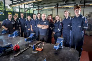 Richard Foxhall and Horizon Apprentices