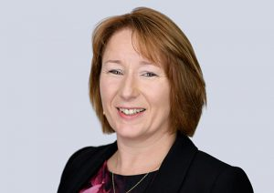 Gill Marsden, new Managing Director of NIS Ltd