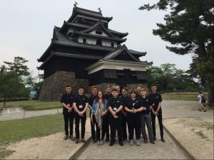 Horizon apprentices in Japan